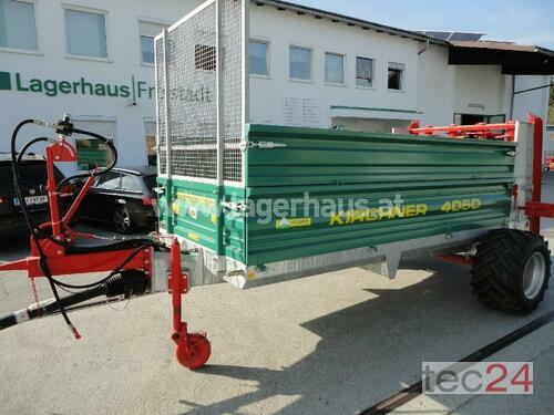 Kirchner B 4050 Rok produkcji 2013 Freistadt