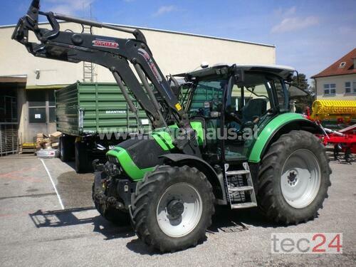 Deutz-Fahr Agrotron K 410 Frontlader Baujahr 2013