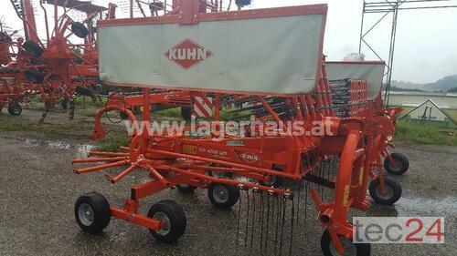 Kuhn Ga 4321 Gm Año de fabricación 2014 Rohrbach