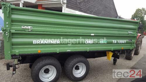 Brantner Ta 10041 Rok produkcji 2017 Rohrbach