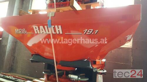 Rauch Mds 19.1 E-Click Baujahr 2017 Rohrbach