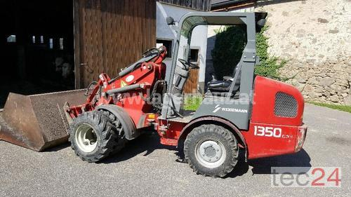 Weidemann 1350 Cx 45 Anul fabricaţiei 2008 Rohrbach