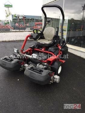 Toro 3420 Triflex Hybrid Rok produkcji 2012 Czterokolowy