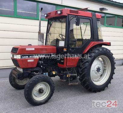 Case IH 595 Rok produkcji 1991 Kalsdorf