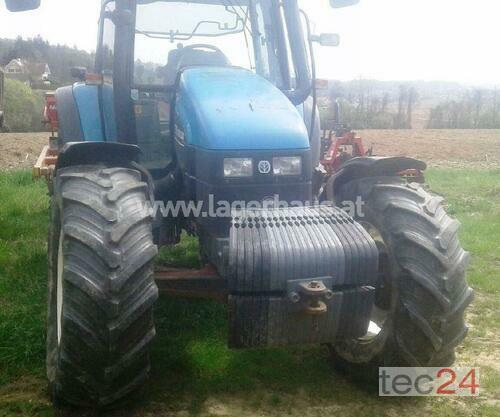 New Holland Ts115 Privatverkauf Baujahr 2001 Allrad