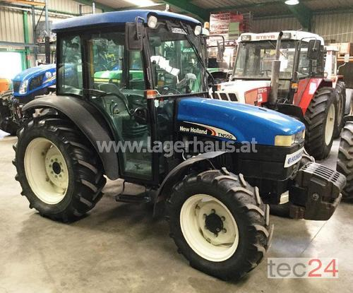 New Holland TD 55