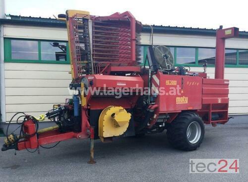 Moty Ke 3000 Hydro !!Auctionsmaschine!! Www.Ab-Auctio Anul fabricaţiei 2012 Kalsdorf