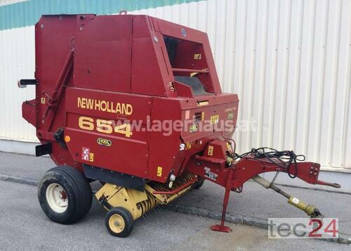 New Holland 654