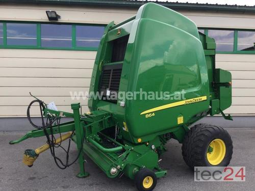 John Deere RBP 864 !!AUCTIONSMASCHINE!! WWW.AB-AUCTION.COM