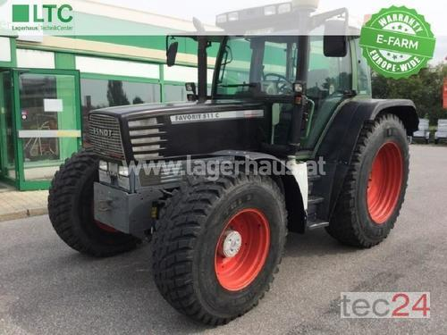 Fendt Favorit 511 C Год выпуска 1997 Kalsdorf