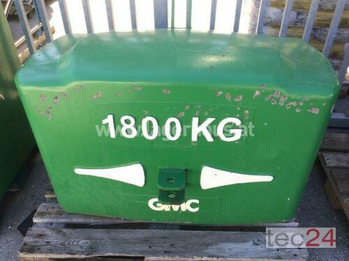 GMC 1800 KG STAHLBETON-