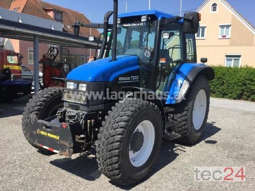 New Holland TS 100 Year of Build 2001 Kalsdorf