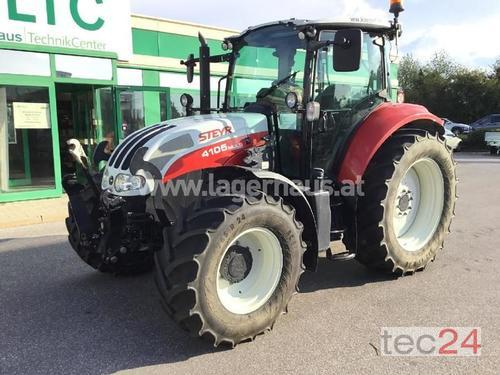 Steyr Multi 4105 Baujahr 2016 Kalsdorf