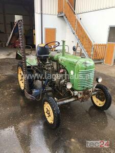 Oldtimer - Traktor Steyr T 80 Bild 0
