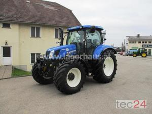 Traktor New Holland T6.140 AUTO COMMAND Bild 0