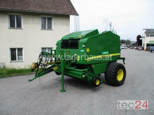John Deere 644 Premium Año de fabricación 2013 Kirchdorf