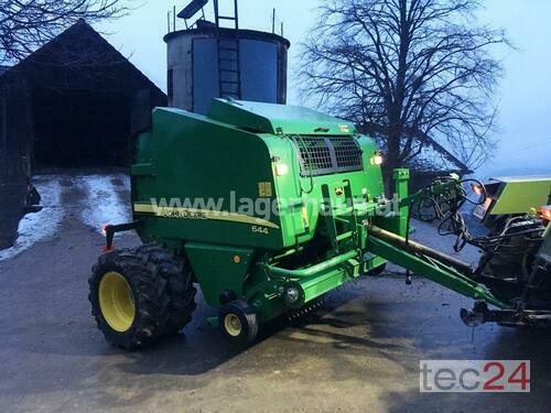 John Deere 644 Maxicut Baujahr 2012 Kirchdorf