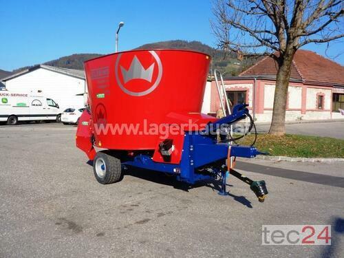 Mayer Siloking Futtermischwagen Kirchdorf