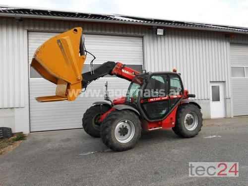 Manitou MLT 629 TURBO