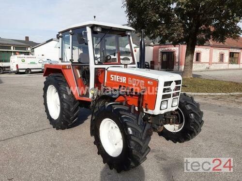 Steyr 8070 A