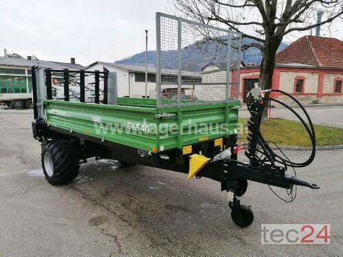 Brantner E 6540 POWER-SPREAD PLUS