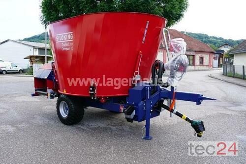 Mayer Siloking Trailedline Compact 10 Cl Año de fabricación 2021 Kirchdorf