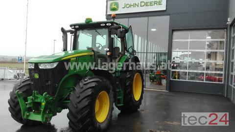 John Deere 7260R Rok produkcji 2012 Czterokolowy
