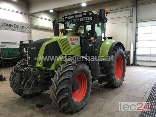 Claas AXION 820 C-MATIC PRIVATVK