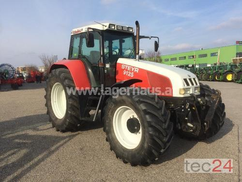 Steyr 9125 A Profi Year of Build 1999 Korneuburg