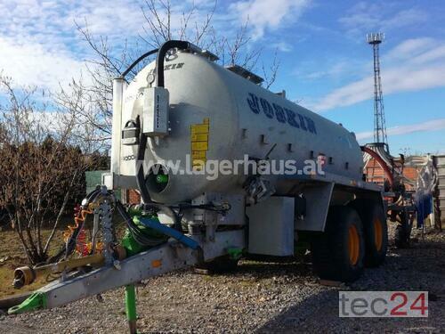 Joskin Modulo 2+Schleppschlauch 12m+ Grubber Standort B Year of Build 2014 Korneuburg