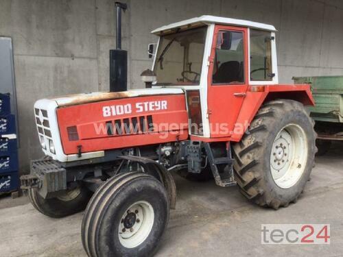 Steyr 8100 PRIVATVK