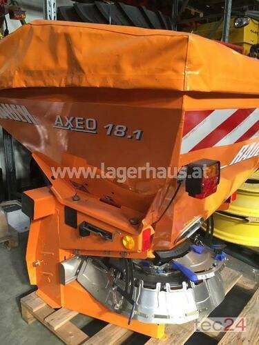 Rauch Winterdienststreuer Axeo 18.1q Año de fabricación 2018 Korneuburg