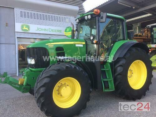 Traktor John Deere - 7530 E-PREMIUM