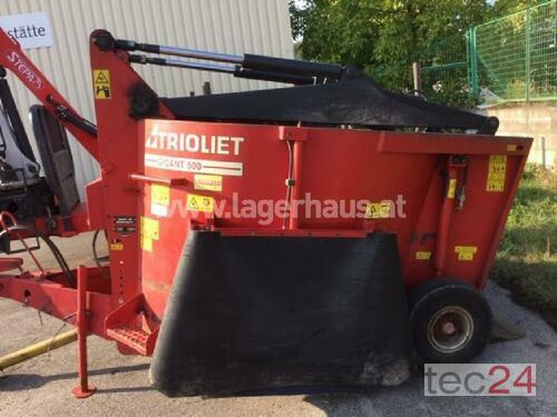Trioliet Futtermischwagen Korneuburg