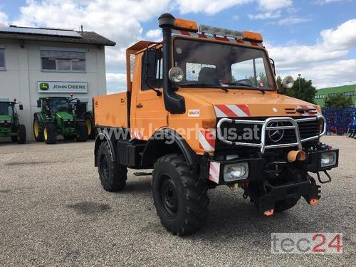 Mercedes-Benz Unimog 1200 Year of Build 1984 4WD
