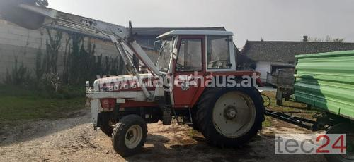 Steyr 8070 Mit Hauer Frontlader Privatvk