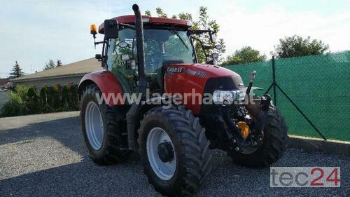 Case IH 130 Maxxum Privatvk Baujahr 2016 Allrad