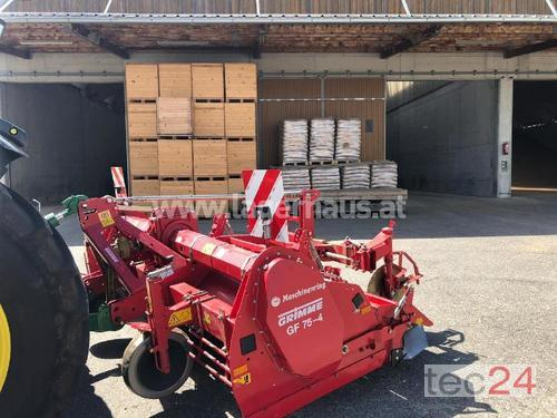 Grimme Gf 75/4 Year of Build 2010 Korneuburg