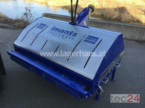 Imants Belüfter Shockwave 155 anno di costruzione 2018 Korneuburg