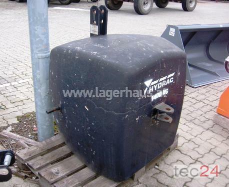 Hydrac STAHLBETONGEWICHT 1400 KG LAGER
