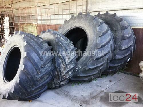 Michelin MACH X BIB 710/70R38 / 600/65R28