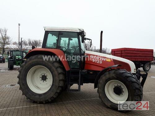 Steyr 9125 A Profi anno di costruzione 1997 Wr. Neustadt