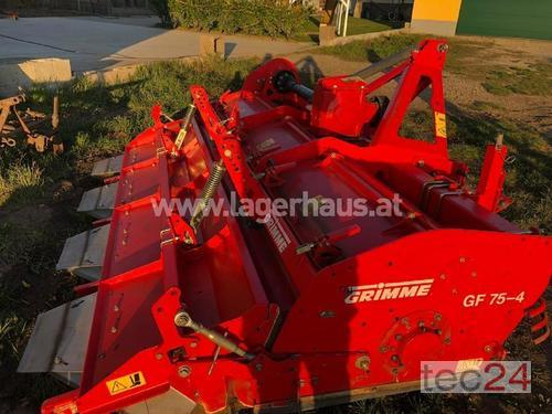 Grimme Gf75-4 Year of Build 2004 Wr. Neustadt