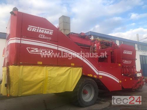 Grimme Se150-60ub Year of Build 2017 Wr. Neustadt