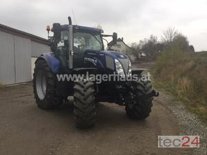Traktor New Holland T7 210AC Bild 0