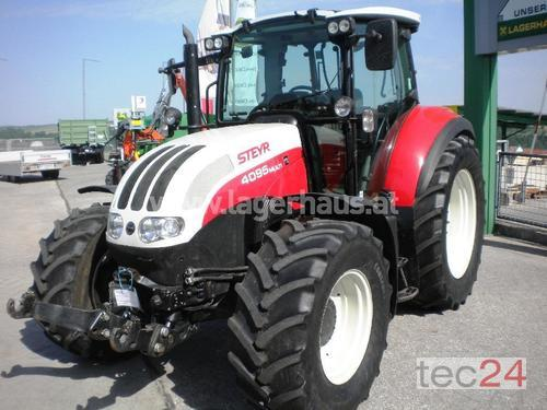 Steyr 4095 Multi Year of Build 2013 Zwettl
