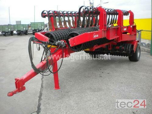HE-VA Tiproller 9.5m 560mm Baujahr 2015 Zwettl