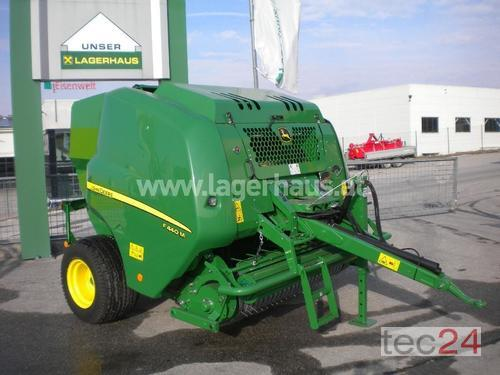 John Deere F440m Year of Build 2016 Zwettl