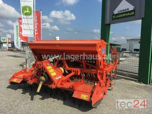 Kuhn HRB302D + INTEGRA 3000