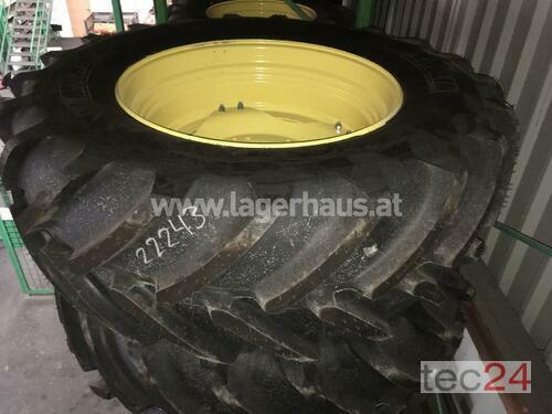 John Deere 540/65 R34 Und 44/65 R24 Рік виробництва 2019 Zwettl